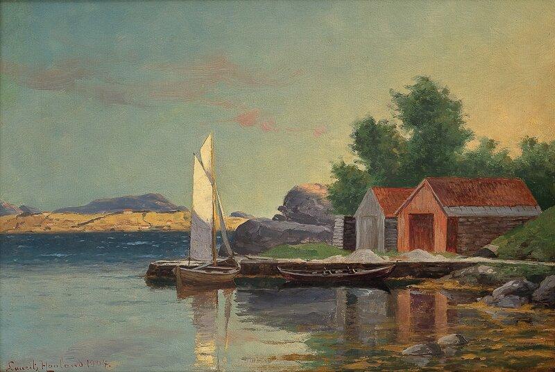 Småbåthavn 1904