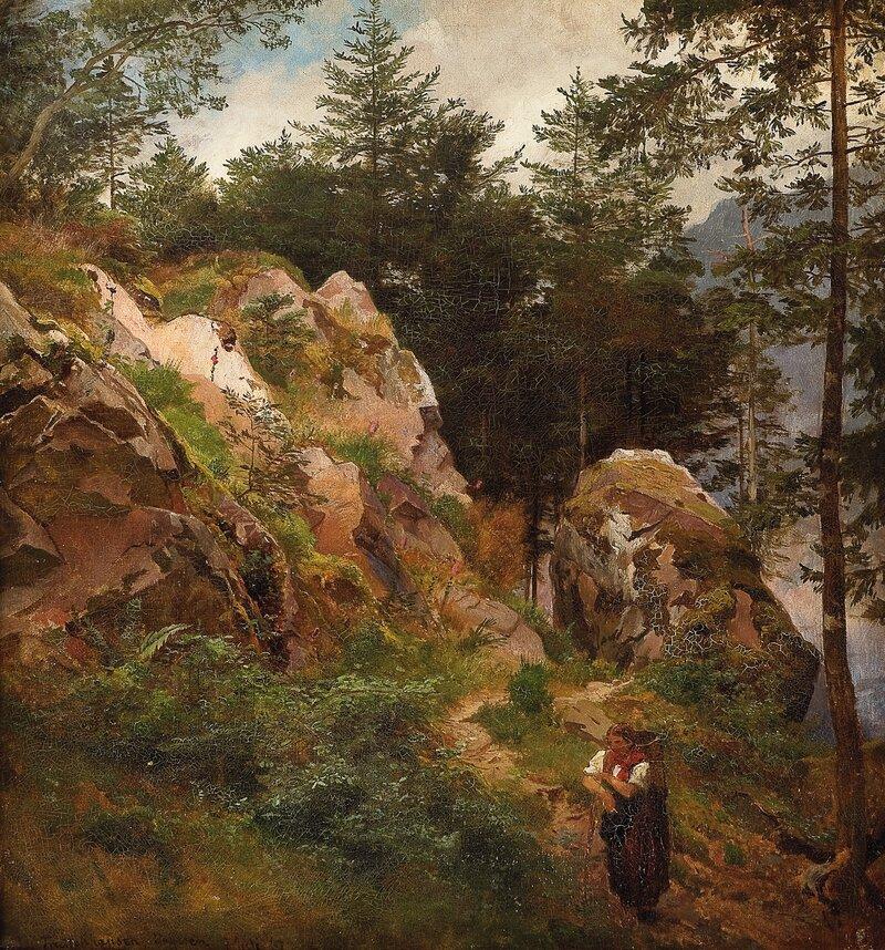 Klippevei 1867