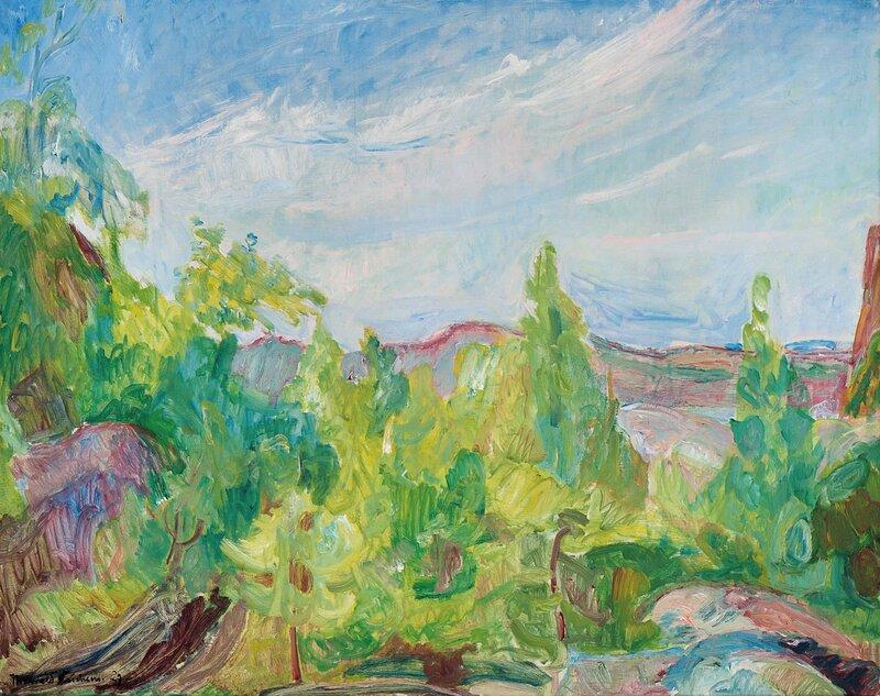 Fra Kjelsøy 1929