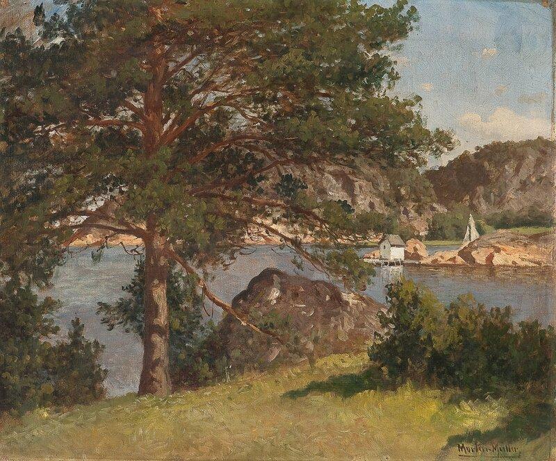 Fra Hvaler, nordre Sandø