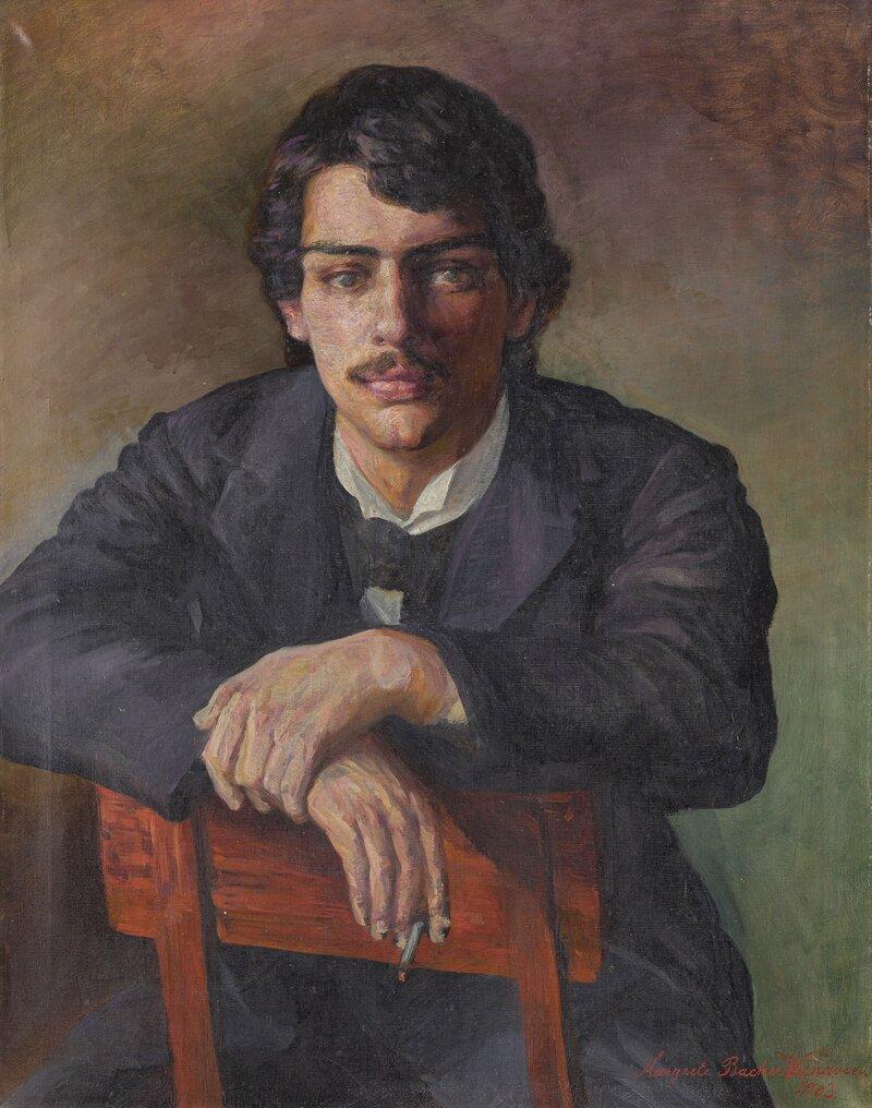 Angivelig portrett av Leif 1903
