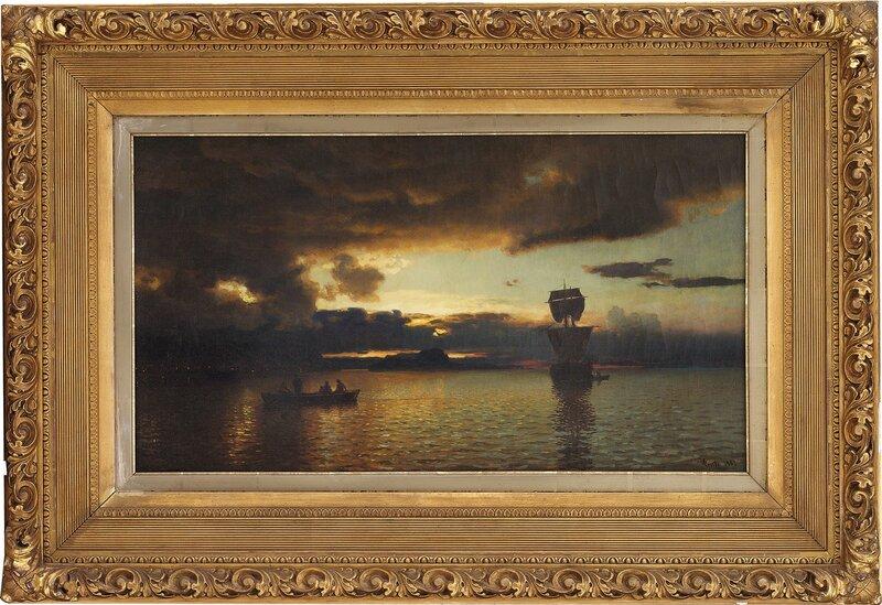Ved nattens frembrudd 1902