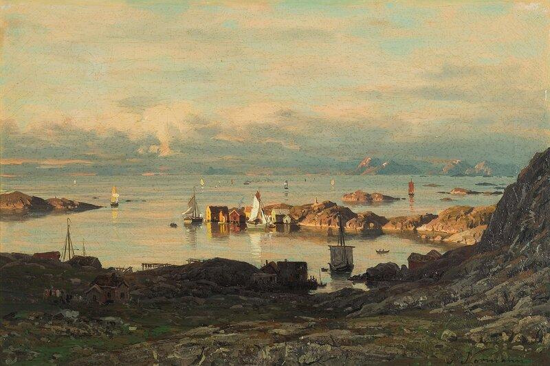 Fiskevær i Lofoten