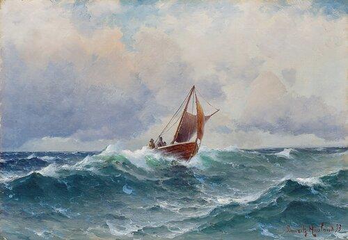 Losskøyte 1893