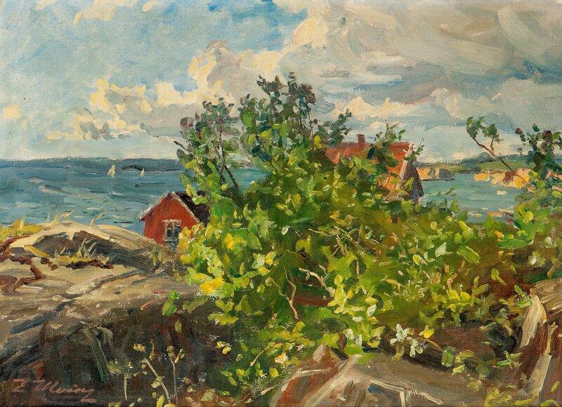 Fra Langviken, Tjøme