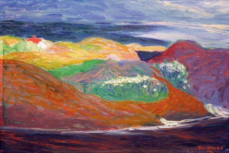 Ved havet 1946