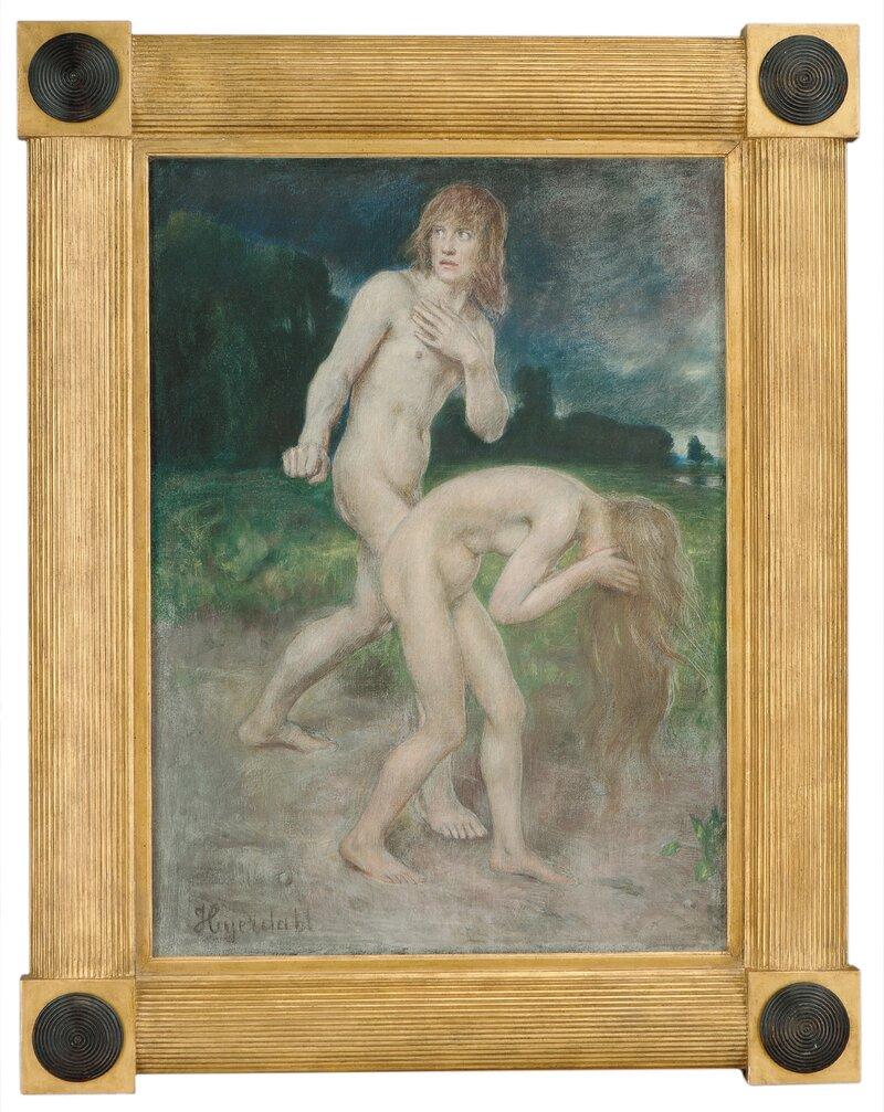 Adam og Eva Utdrivelsen fra Paradis