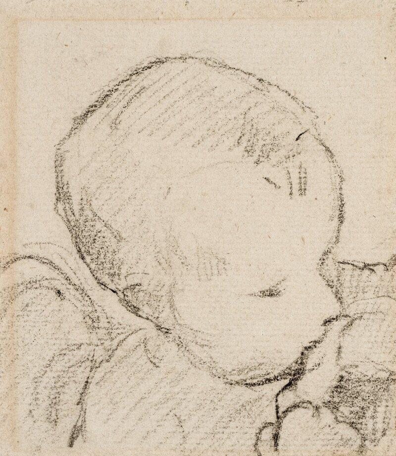 Aline, kunstnerens datter