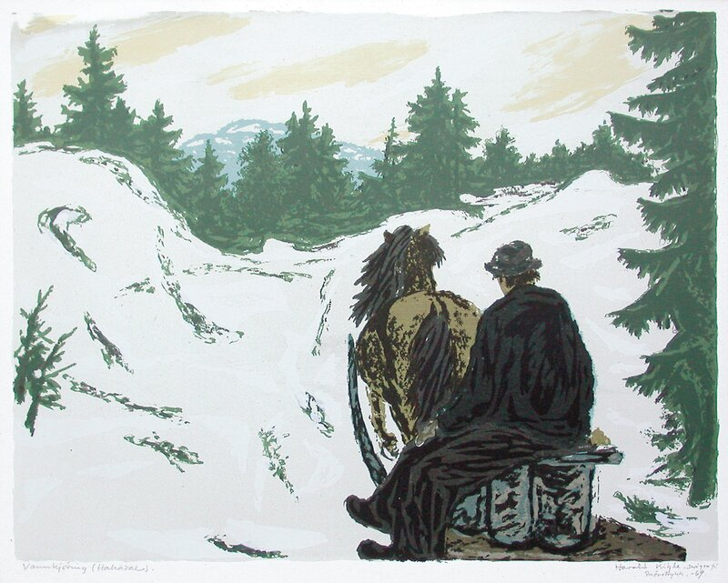 Vannkjøring (Hakadal) 1969