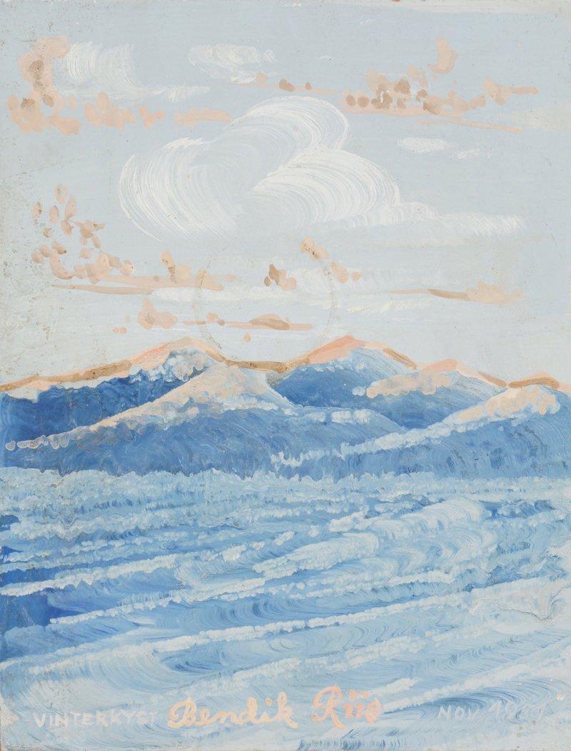 Vinterkyst 1951