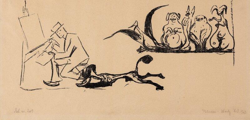 Caricature: The Assault