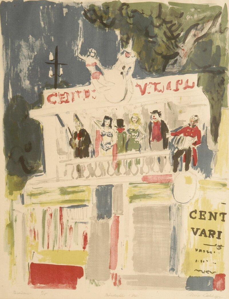 Paraden 1952