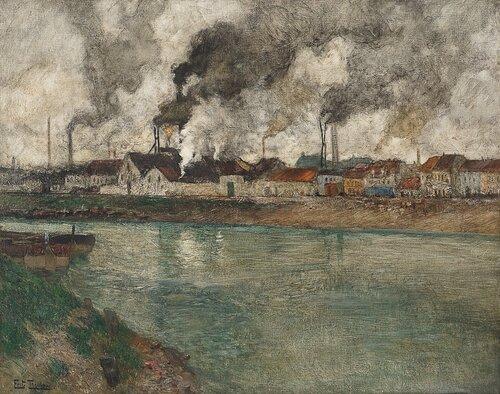 Røyken (Les Fumées)