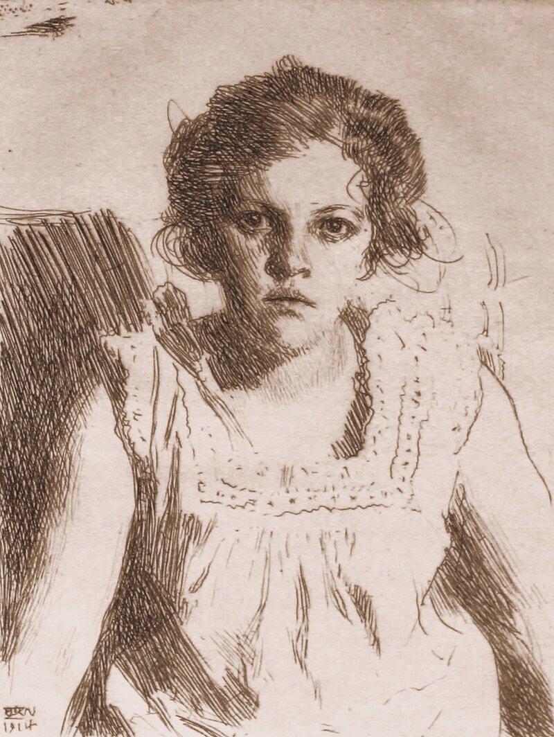 Frida 1914