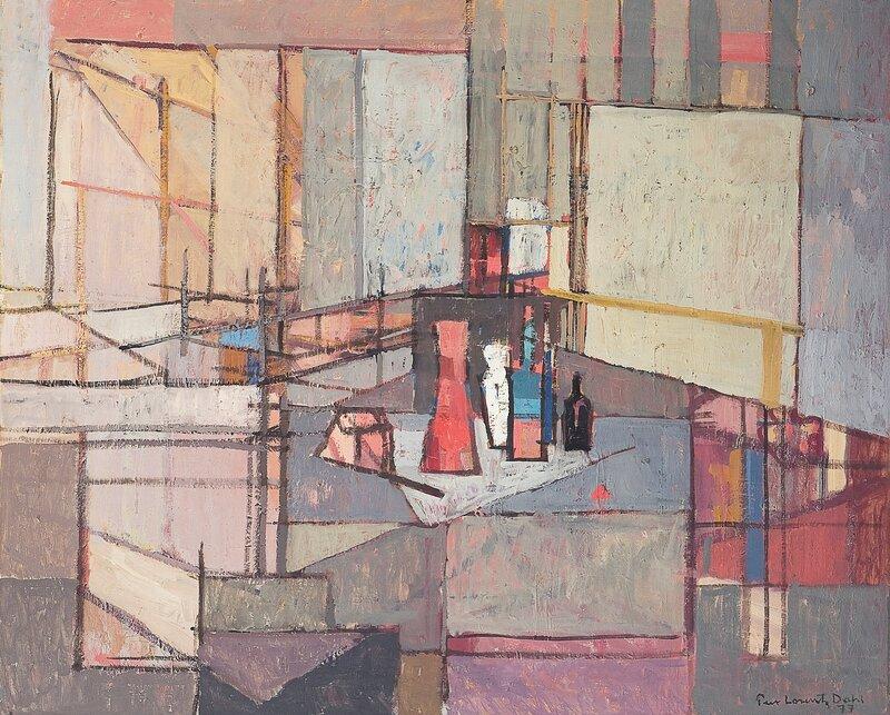 Ting i atelieret 1977