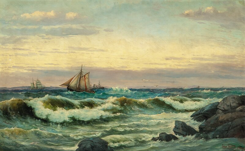 Norske kyst 1902