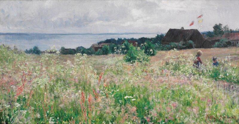 Høysommer 1893