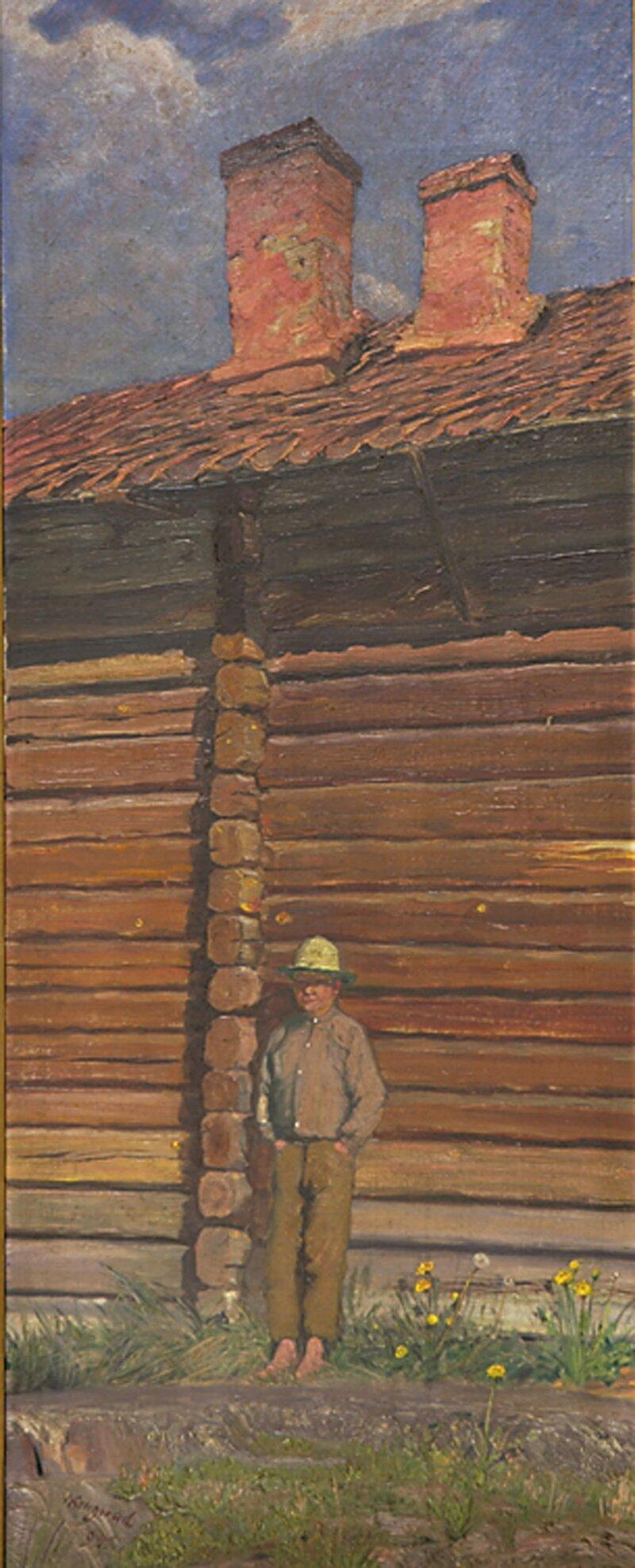 I Solveggen 1895