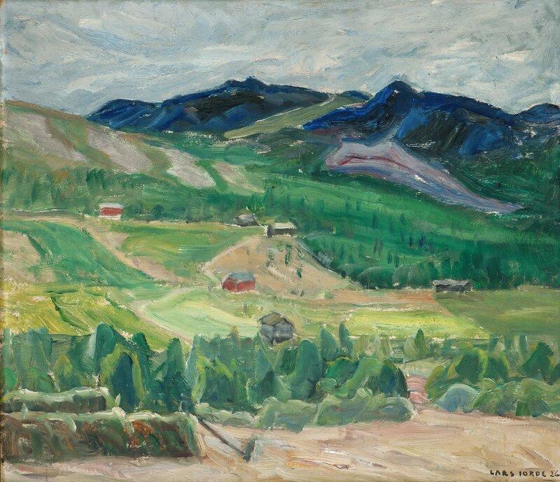 Landskap 1926