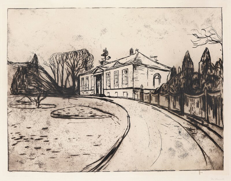 The Linde Portfolio From Max Linde's House 1902