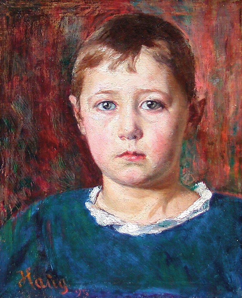 Gutteportrett 1895