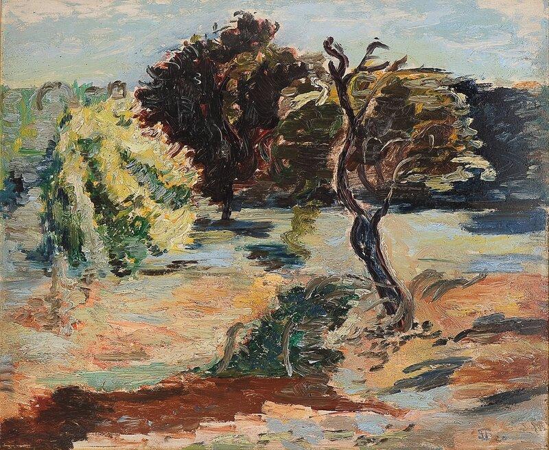 Landskap 1920