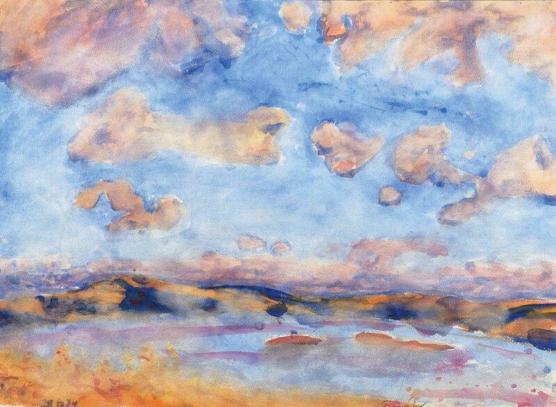 Fjordlandskap 1974