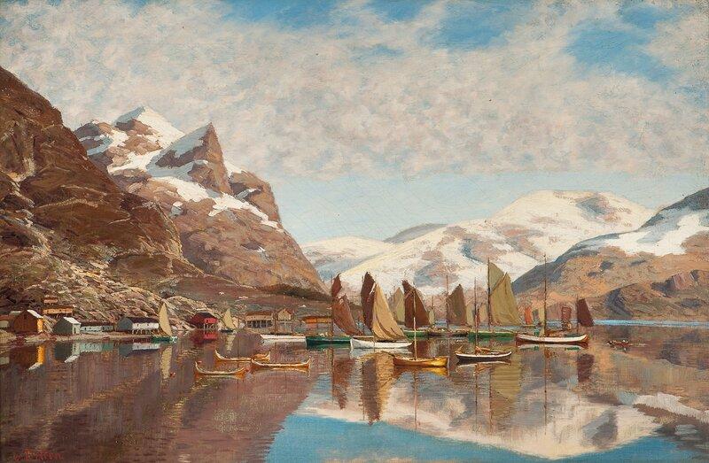 Fra Ure i Lofoten