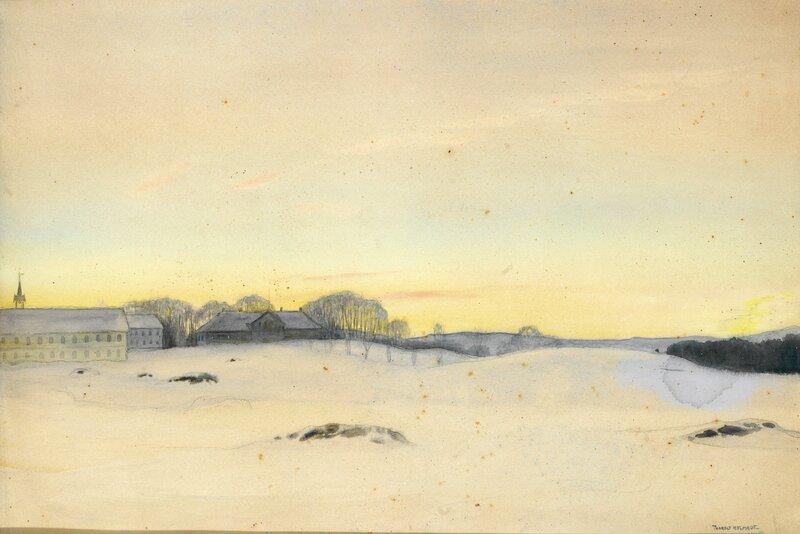 Bygdøy Kongsgård 1895