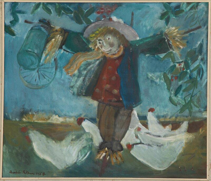 Fugleskremsel 1957