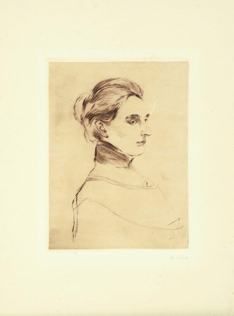 Fru Marie Linde