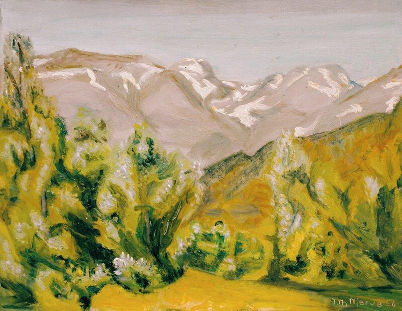 Fra Botndalen 1956