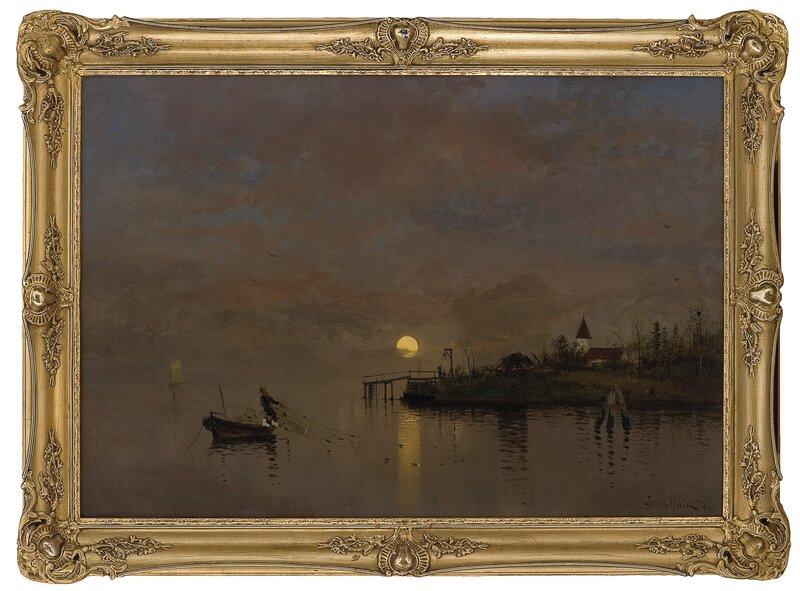 Garnfiskere 1879