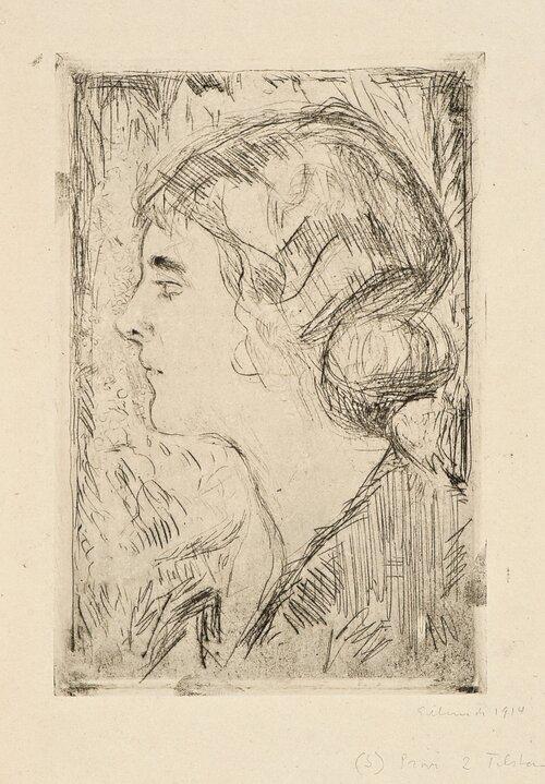 Hjørdis Gierløff 1914