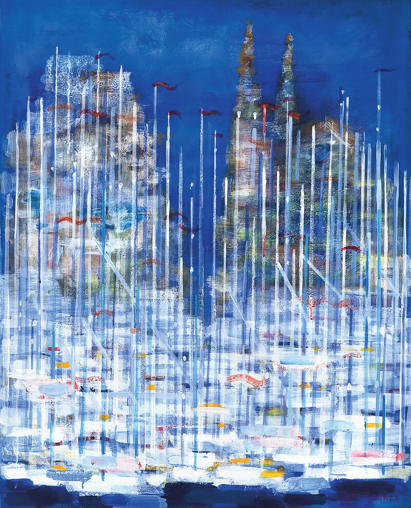 Havnen i Marseille 2001