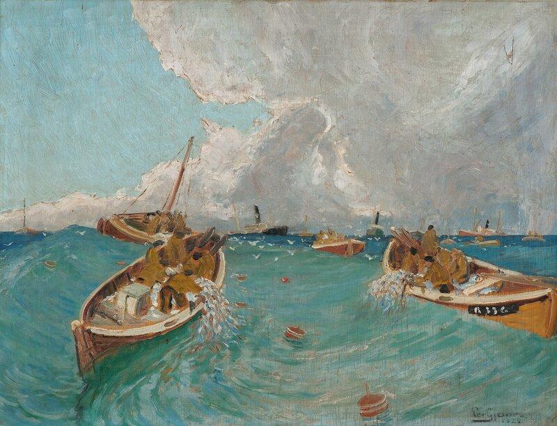 Notfiske 1925