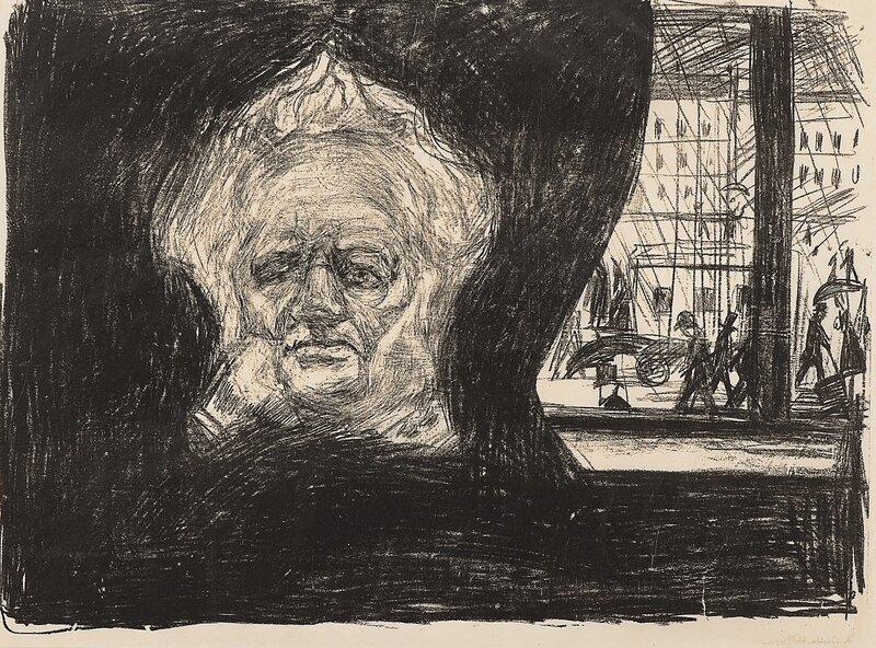 Henrik Ibsen på Grand Café