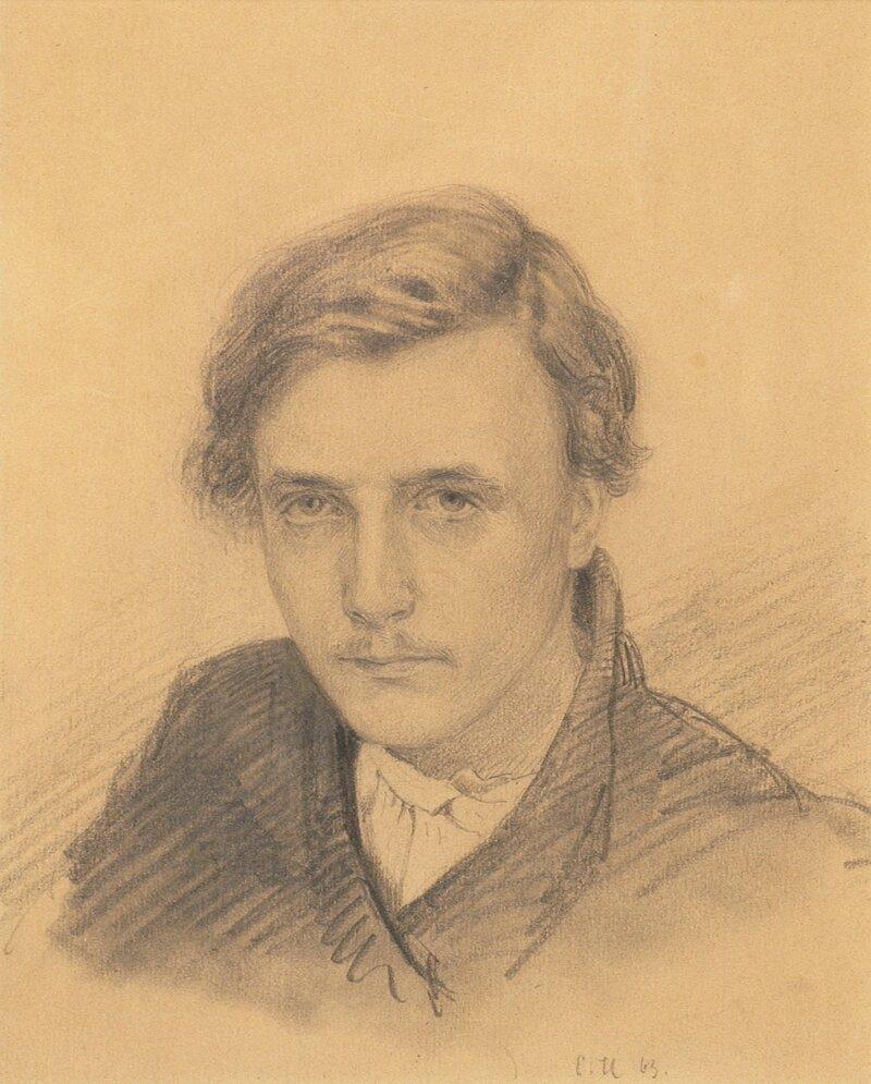 Selvportrett 1863