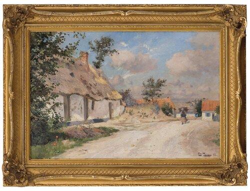 Landsbyparti 1892