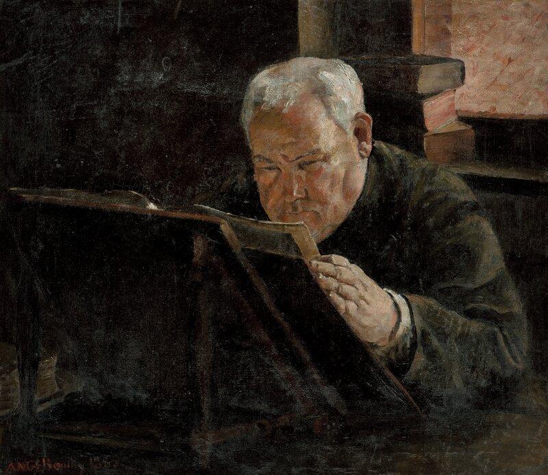 En lærd 1885