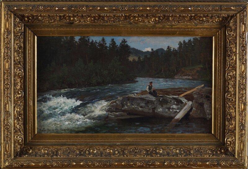 Fra Voss 1879