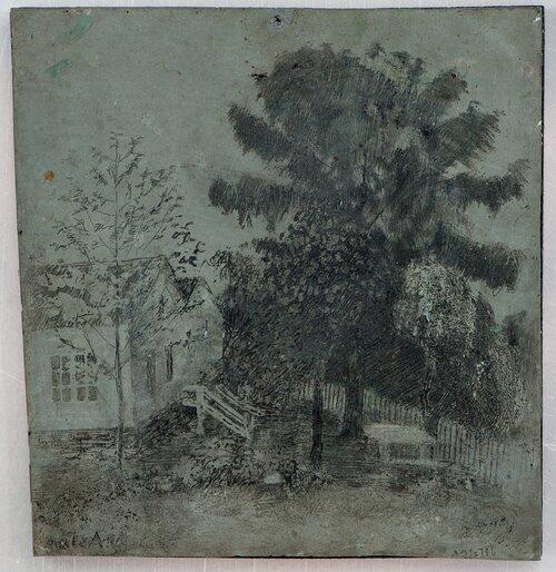 Prestegården, Astrups barndomshjem