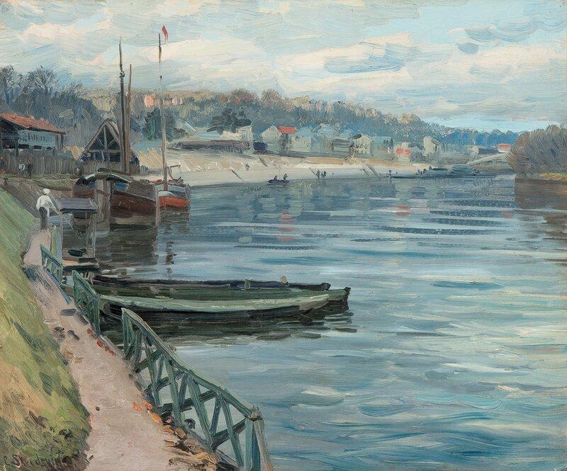 Havneparti