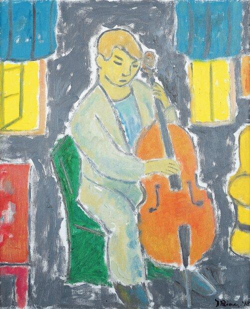 Cellospiller 1948