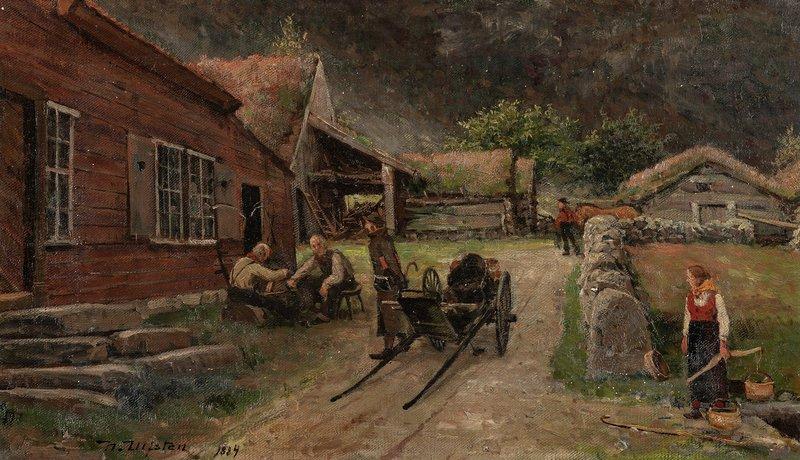 Fogden kommer 1884