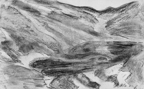 Sketch of a Landscape