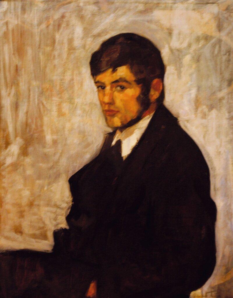 Portrett av Viggo Madsen 1903