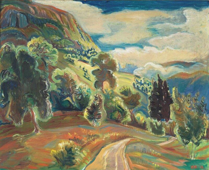 Landskap 1928