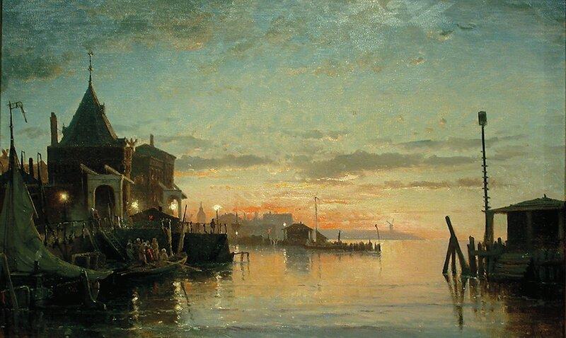 Havneparti 1877