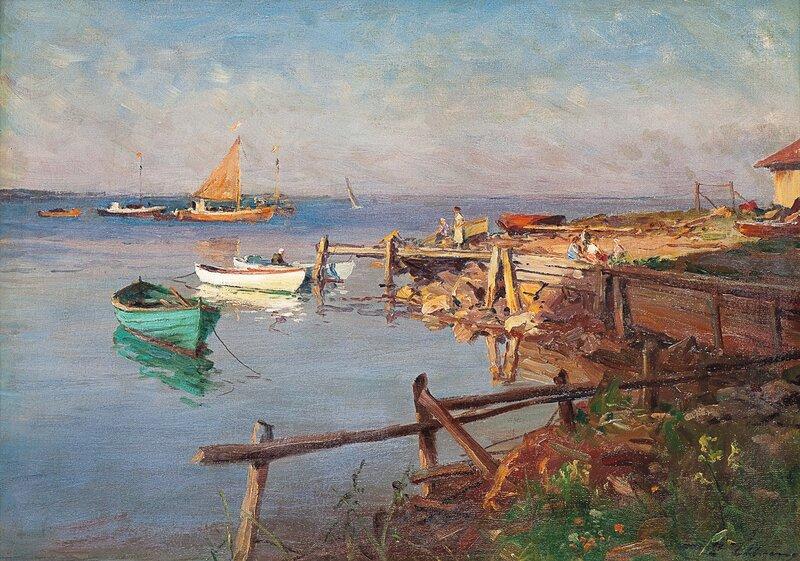 Småbåthavn